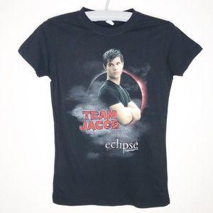 Twilight Eclipse Team Jacob T-Shirt Small